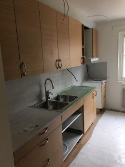 Renovering tomställda lägenheter