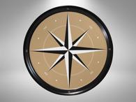 Bricka Kompass