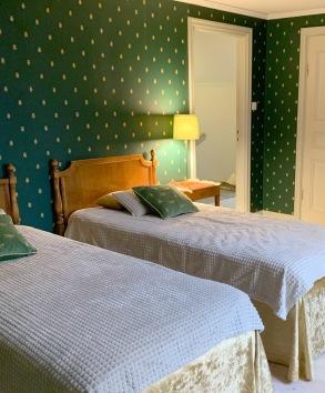 Gröna sovrummen, dubbelrum