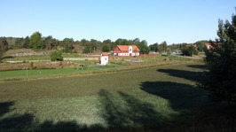 Så här ser området ut idag, klicka för större bild.