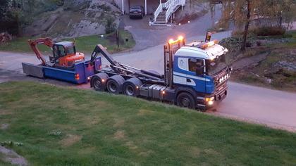 Scania r470 lastväxlare