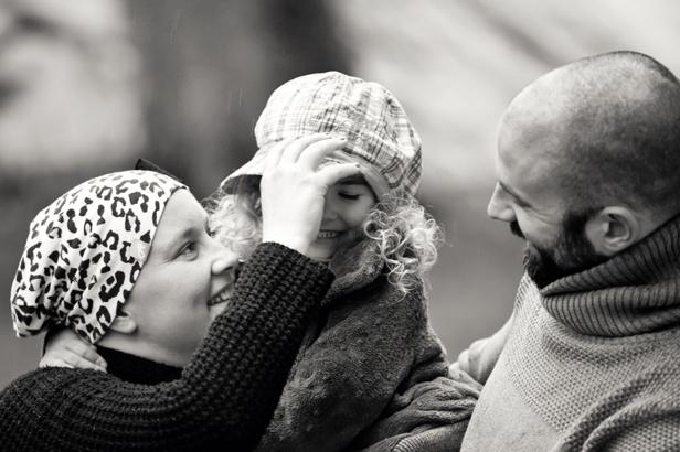 Familj som publicerades i Essence VItae Jan 2014