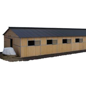 Utestall Myrby 3x3 m