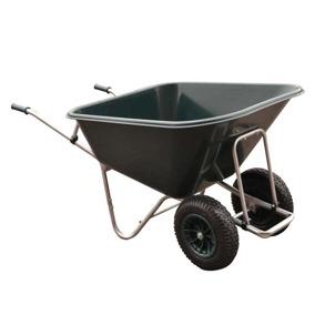 Skottkärra - 280 liter - 2 hjul