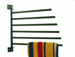 Täckeshängare 6-armad