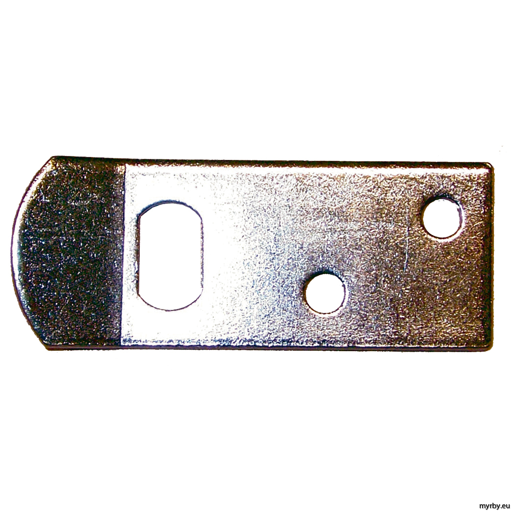 61033 låsbleck rakt