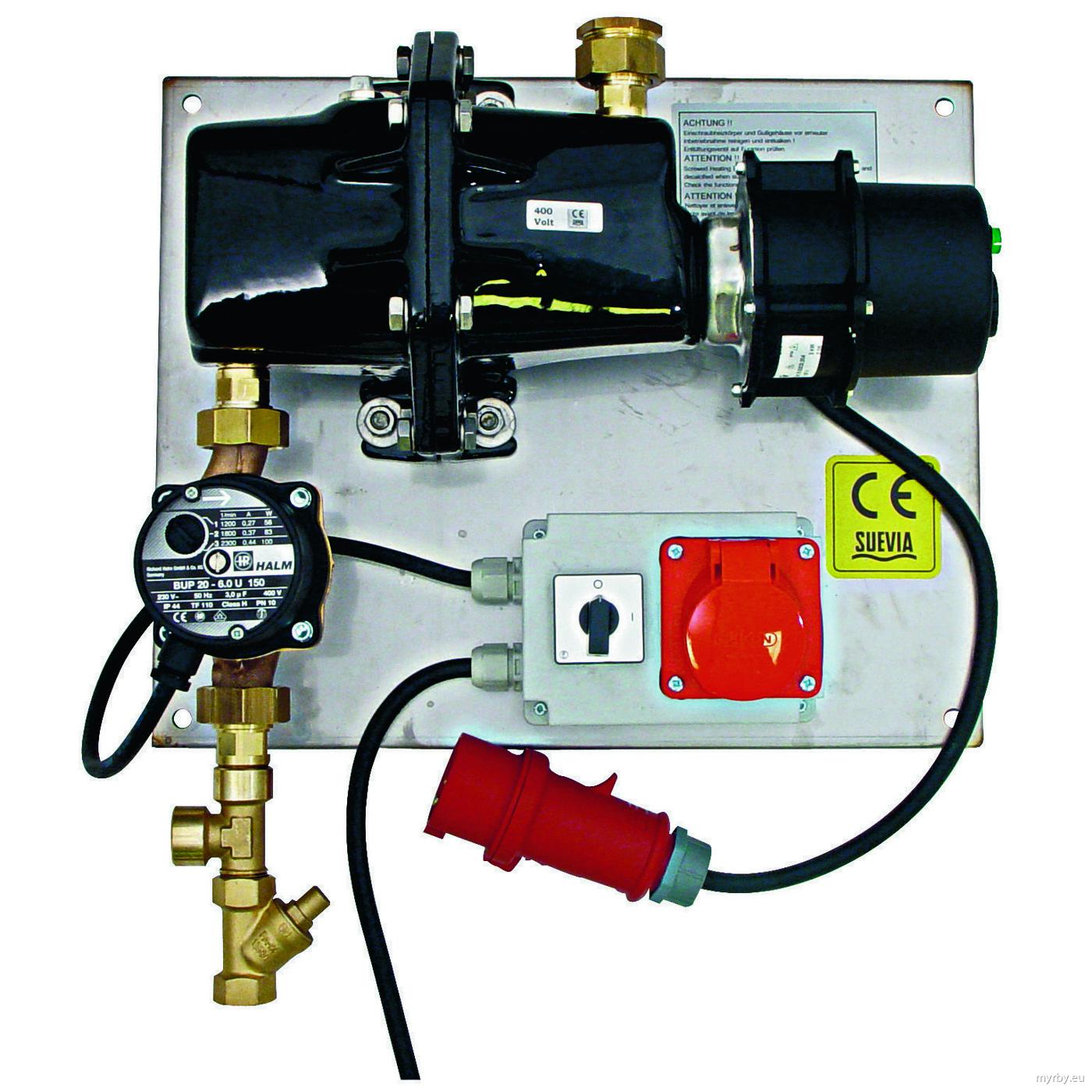 43021 varmvattensystem 1