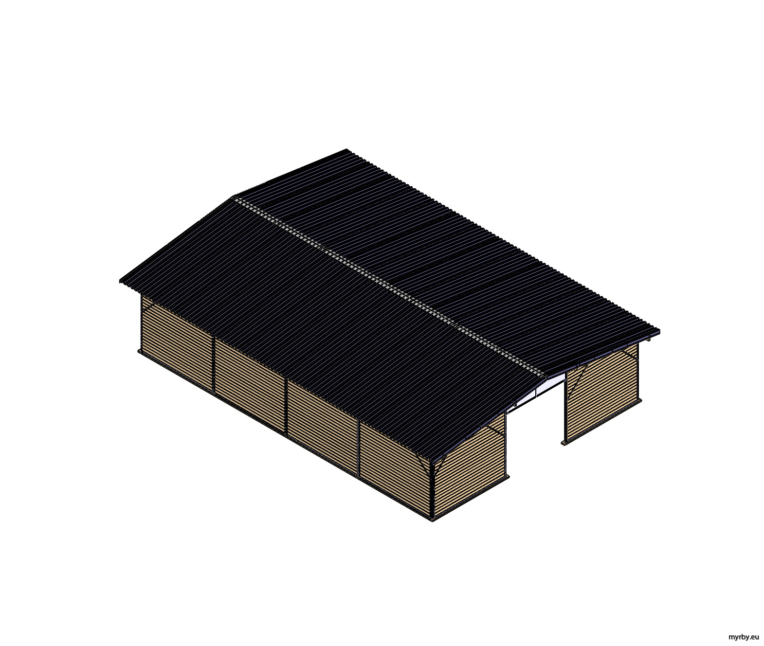 14209-17 Ligghall 104 m²