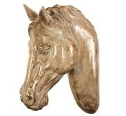 Hästhuvud Guld