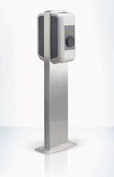 Piedestal för KEBA dubbel