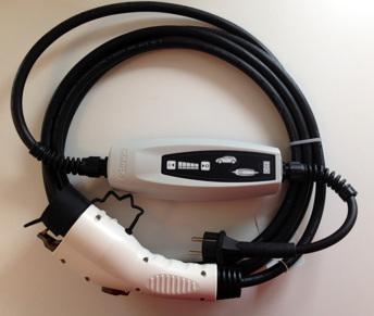 EVSE-kabel Type 1, 6-16A