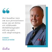 Conny Wahlström