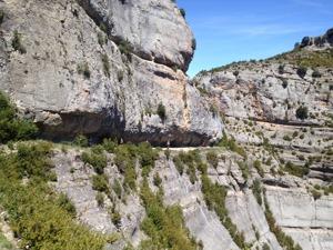 Upplevelselöpning i pyrenéerna