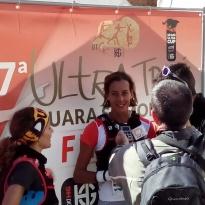 Intervju med spansk TV, Santi översättare