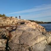Klippa Saltö jul 2016