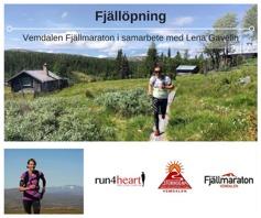 Nytt samarbete med Vemdalen fjällmaraton och Storhogna Högfjällshotell