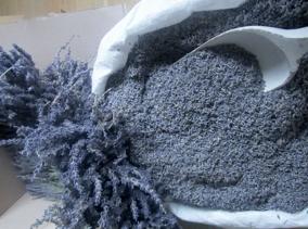 Ekologisk lavendel, 500 gr. - lavendelblommor i lösvik 500 gr