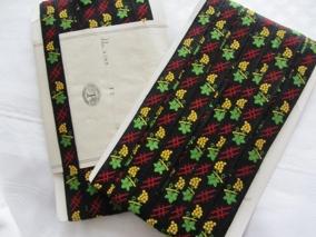 Bra Pris!  Fint äldre bomullsband. I orginalförpackning 20 meter! - Sommarpris! Bomullsband i grönt i fint skick. 20 meter.