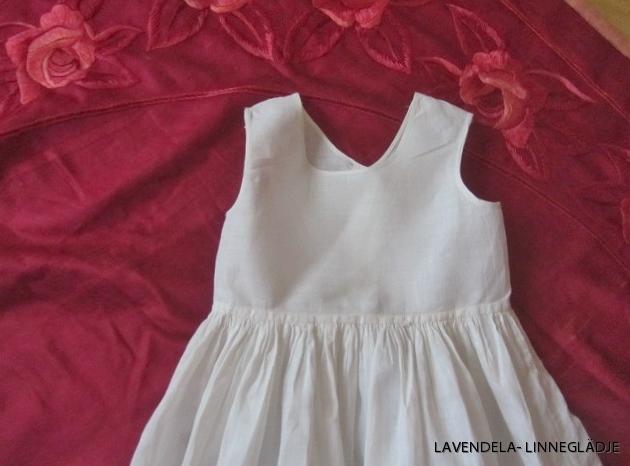 Överdelen av underklänningen
