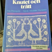 En bok om knutet och trätt eller filéspets!