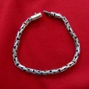 SE UPP! Ett snyggt armband i silver, 30 gr.