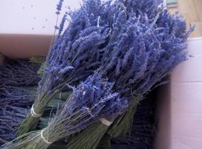 Två härligt doftande lavendelbuketter direkt från Provence! - Två härligt doftande extra blå buketter.