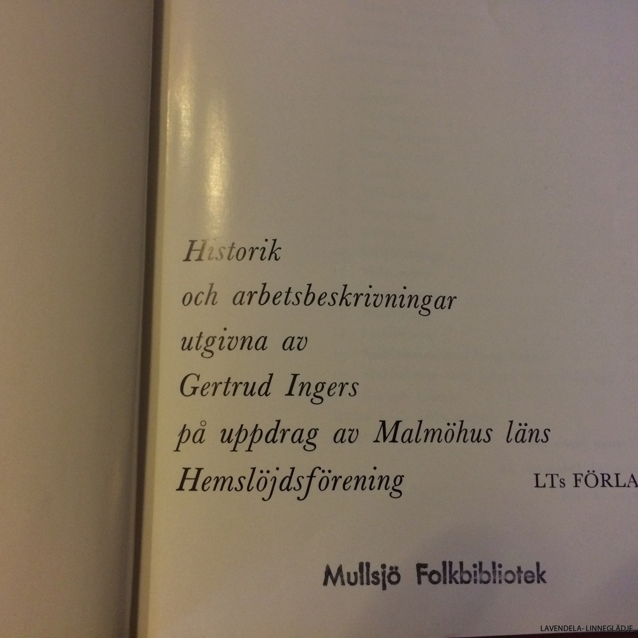 Författare: G. Ingers