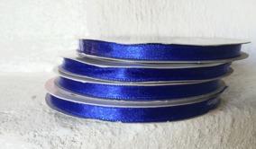 Sommartris! Fint satinband i marinblått, 10 m. Nyvara! - Sommarpris!  Fint satinband i marinblått 10 meter.