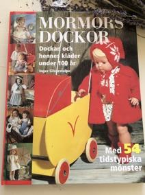 Rea! En trevlig dockbok med dockmönster. Bästa Skick! - REA!  En trevlig dockbok.