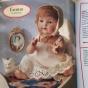 Rea! En trevlig dockbok med dockmönster. Bästa Skick!