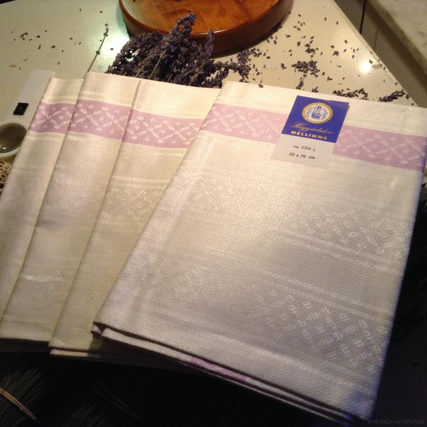Handdukarna blir, 69 x 55 cm