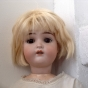En ljuvligt fin antik docka. 55 cm lång och i bästa skick! - REA! En underbart söt samlardocka.