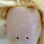 En ljuvligt fin antik docka. 55 cm lång och i bästa skick!