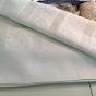 Utförsäljning! En mycket vacker damastduk. Design: Astrid Sampe.Damastduk, 170 x 150 cm. Välbevarat skick.