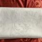 Sommar rea!  En vackert glänsande damastduk, 240 cm x 130 cm. Härlig kvalité, fint skick!