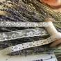 En vacker antik bobinrulle med handgjorda spetsar. Över 425 cm långa.