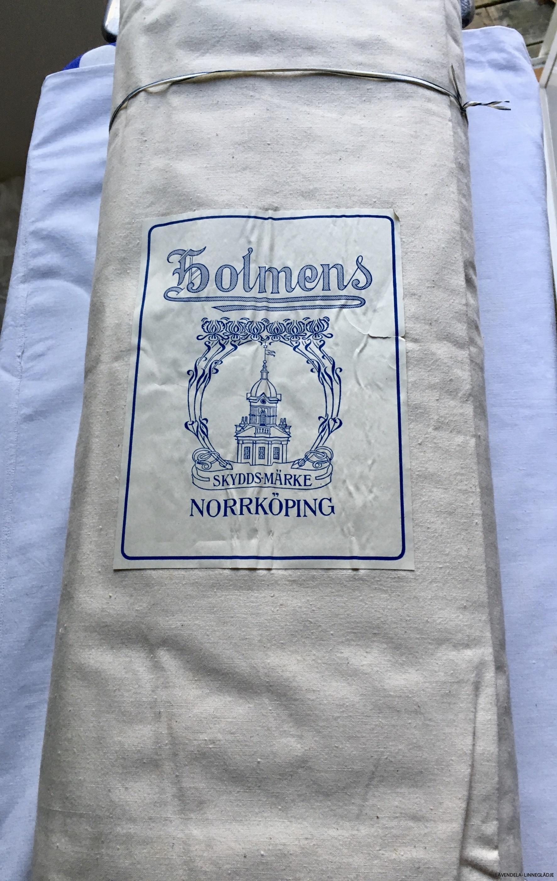 Från Holmens i Norrköping