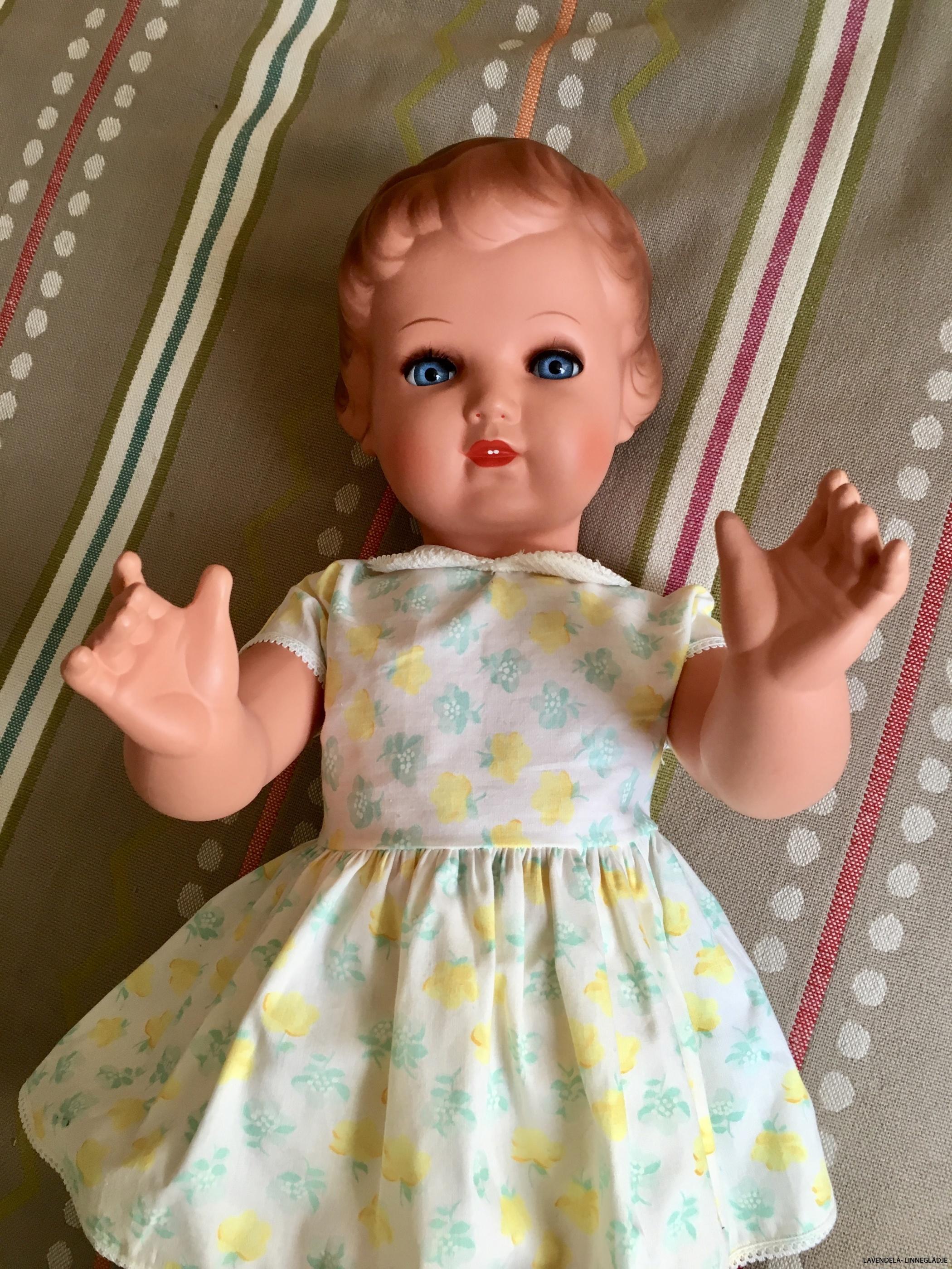 En riktigt fin docka.