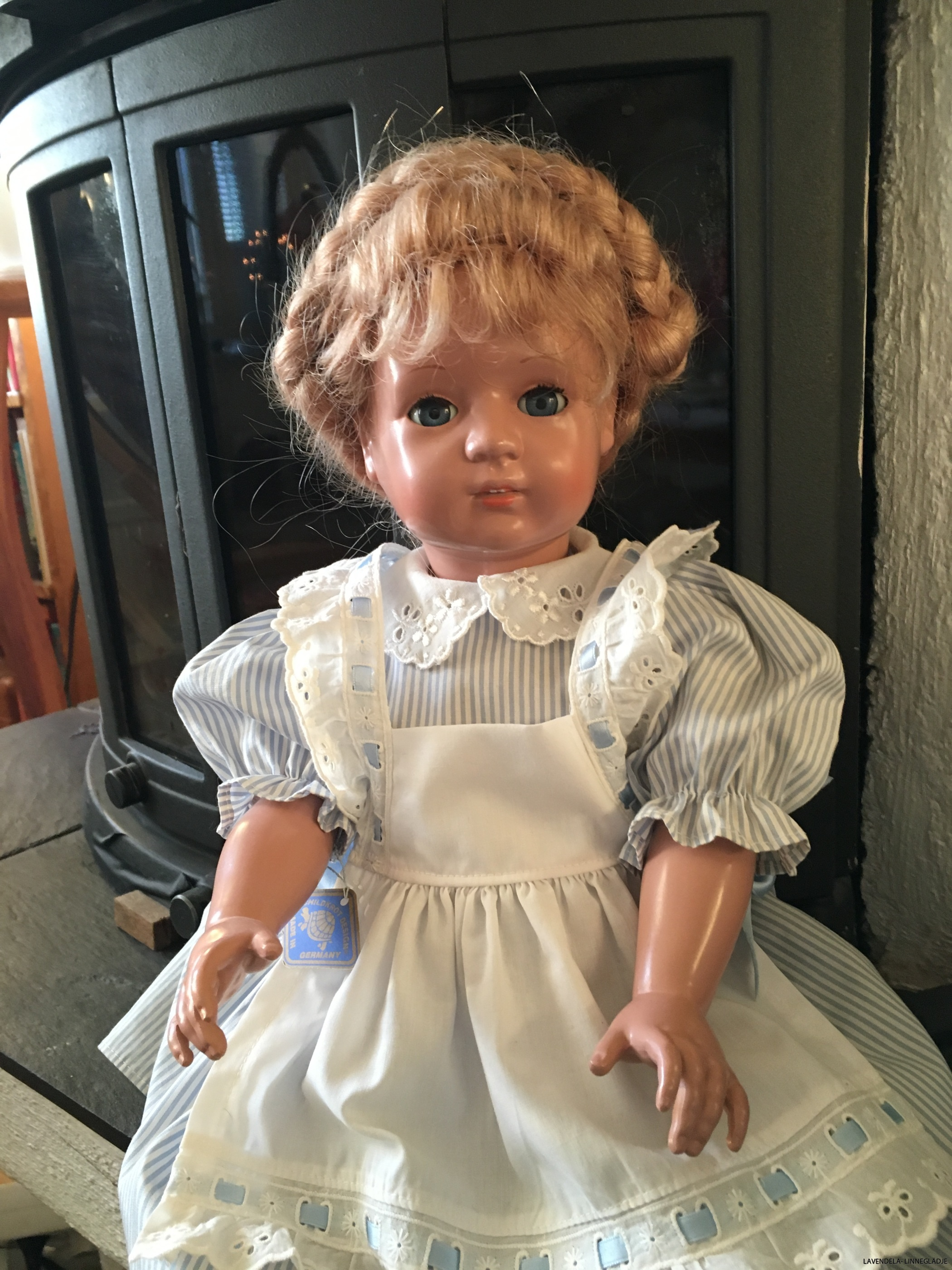 Ljuvlig docka