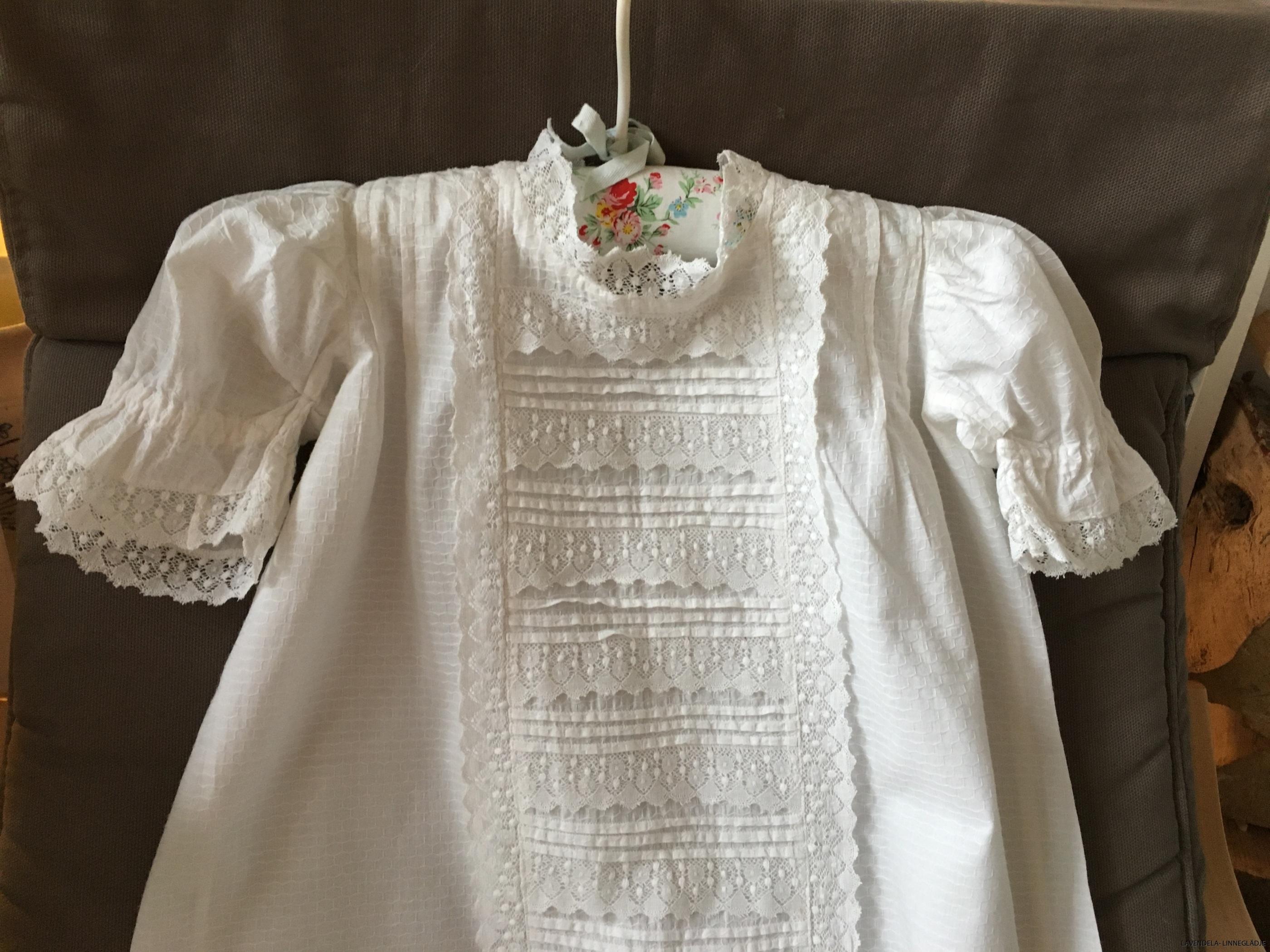 En söt klänning