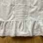 En mycket söt klänning/ dopklänning med ljuvliga tyllspetsar.