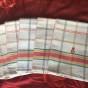 Sex hellinne kökshanddukar, 65 x 50 cm. Klara att hänga upp!