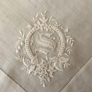 BRA PRIS! Ett helt fantastiskt hantverk från slutet av 1800-talet.