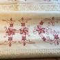 Två ljuvliga antika linnelakan i allra bästa skick!