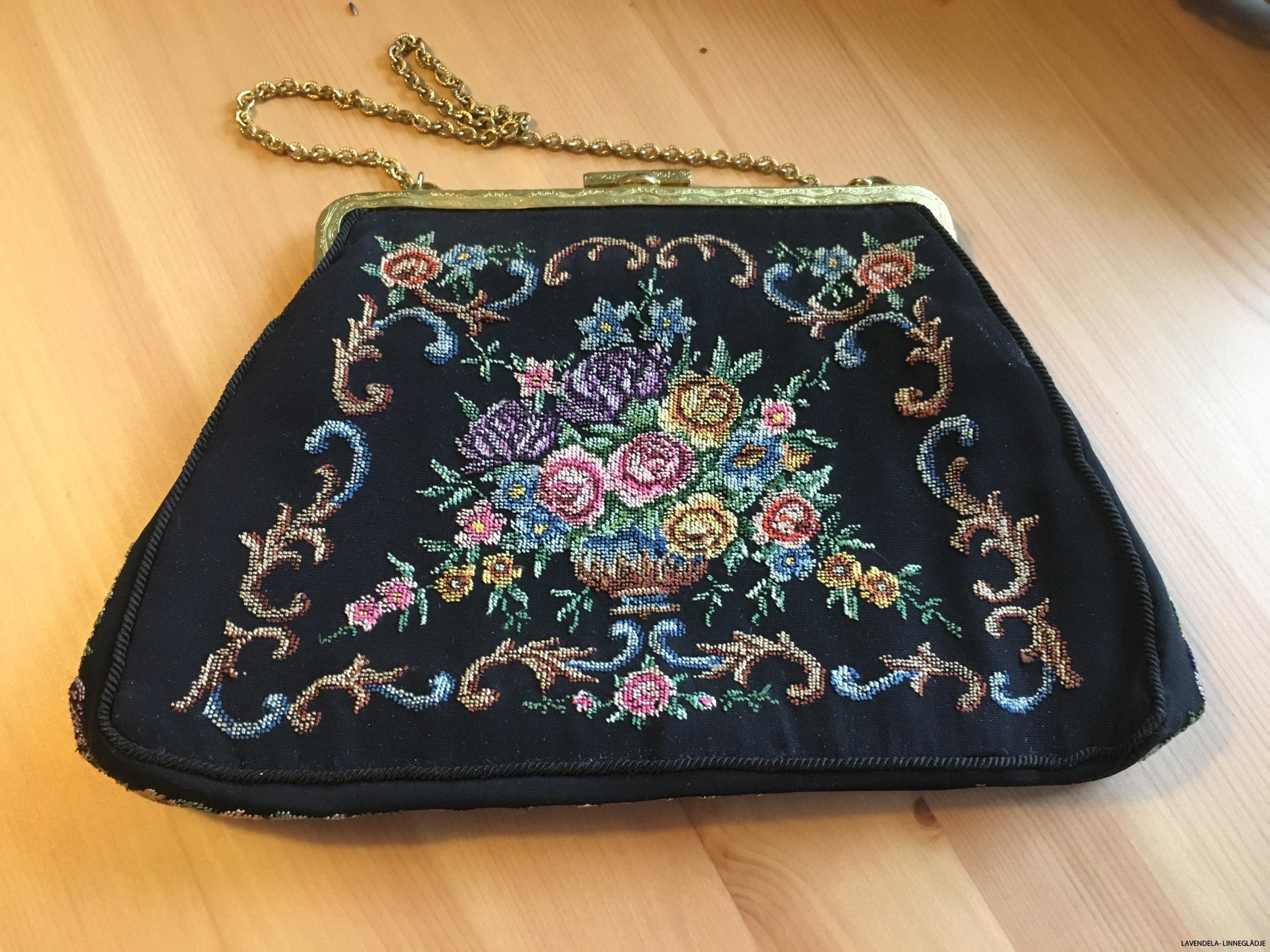 En vacker väska