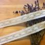Fin, oanvänd brodyrspets!  REA - Nr. 2 brodyrspets 7 meter lång