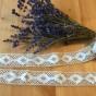 En fin handknypplad spets, över 6 m lång! Oanvänd! - Fin knypplad spets, 6,5 m lång