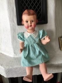 En söt, välbevarad Cellodocka! 45 cm! - Sötaste Cello-dockan
