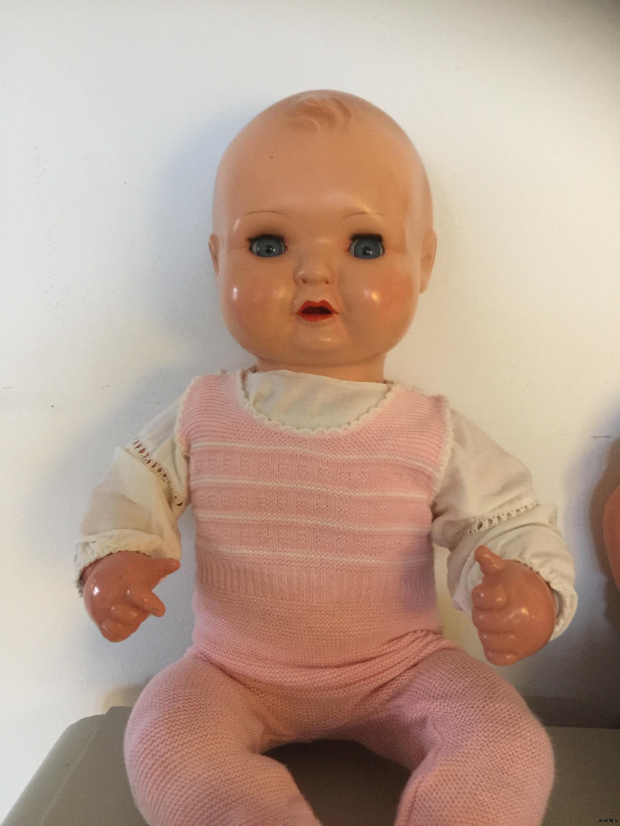 En mycket söt docka