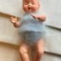 En mycket söt Roddy-docka, 15 cm. Nyskick!